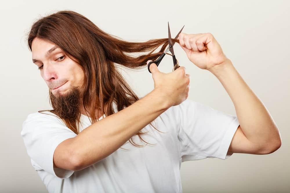 Haarschneider Test